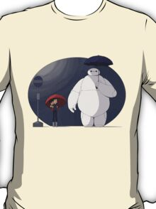 Big Hero 6 Totoro T-Shirt