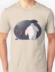 Big Hero 6 Totoro T-Shirt