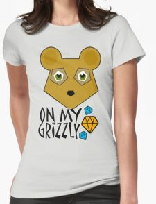 On my grizzly T-Shirt