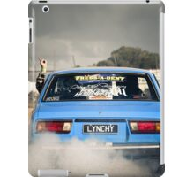 LYNCHY Burn Out iPad Case/Skin
