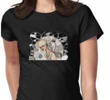 In a bubble Womens Fitted T-Shirt