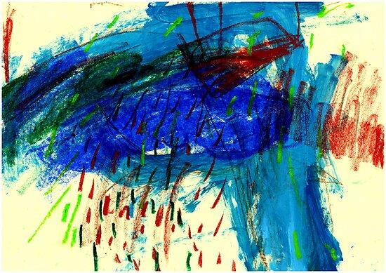 Rain Monday by Shylie Edwards