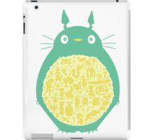 Totoro Ghibli iPad Case/Skin