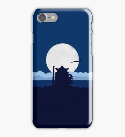 Spirited Away Haku iPhone Case/Skin