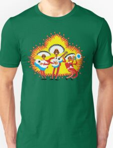 Red Hot Mariachi Band T-Shirt