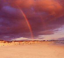 The Rainbow Beach Butterfly by CarlyMarie