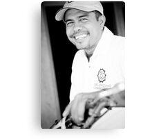 Banito Albano da Silva - Timor-Leste 2005 Canvas Print