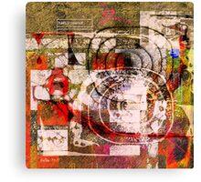 City of babylon Canvas Print