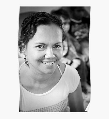 Susana Menezes - Timor-Leste 2008 Poster