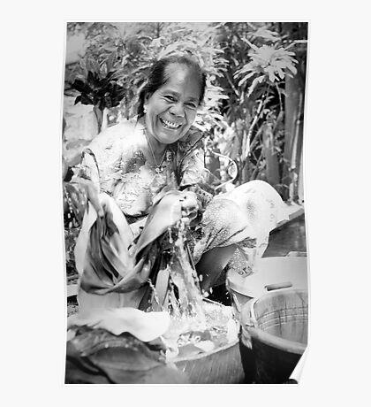 Tia Luciana - Timor-Leste 2008 Poster