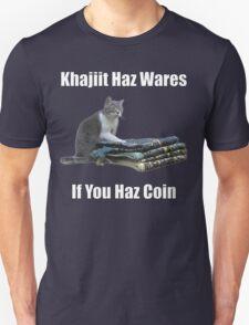Khajiit haz wares - V.3 classic meme T-Shirt