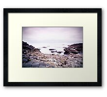 The Giants Causeway 3 Framed Print