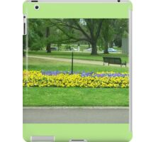 Government House Gardens - Melbourne Vic. iPad Case/Skin