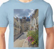 France. Langeais. Château de Langeais. Unisex T-Shirt