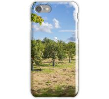Orchard Field iPhone Case/Skin