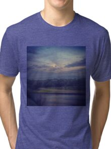 Over the River Tri-blend T-Shirt
