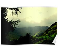 """LANGDALE LIGHT"" Poster"