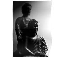 still, buddha. melbourne Poster