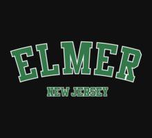 Elmer, New Jersey Kids Tee
