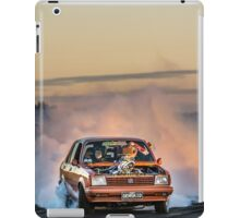 GEMSKID Bairnsdale Dragway Burn Out. iPad Case/Skin