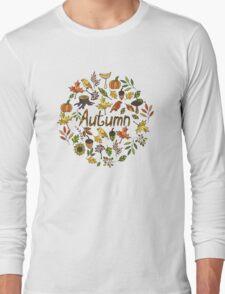 Bright autumn Long Sleeve T-Shirt