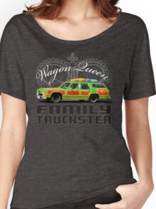 Wagon Queen Family Truckster Women's Relaxed Fit T-Shirt