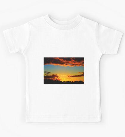 HDR Sunset Kids Tee