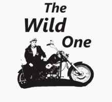 the wild one One Piece - Short Sleeve