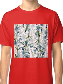 Blue branches Classic T-Shirt