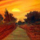 Beauty of Sunrise by Sesha