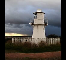 the lighthouse keeper by wrenphotography