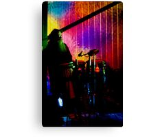 'Bongos' (Blue Ford) - Markystock 2011 Canvas Print