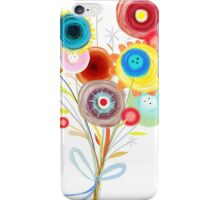 Awesome Wedding Bouquet Ranunculus iPhone Case/Skin