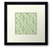 Pastel abstract 1 Framed Print