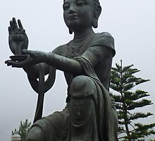Disciple of Buddha by machka