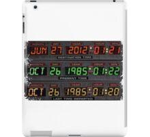 The DATE iPad Case/Skin