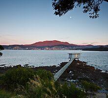 Starters Box, Bellerive, Tasmania by Chris Cobern