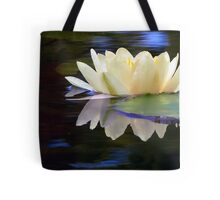 A Light On The Water Tote Bag