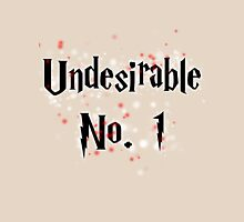 Undesirable No. 1 Unisex T-Shirt