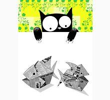 Origami Fish Unisex T-Shirt