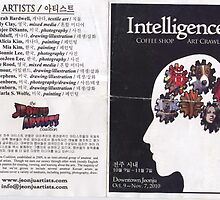 The intelligence exhibit in Jeonju Korea  by James  Guinnevan Seymour