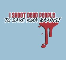 I Shoot Dead People by Stephen Mitchell