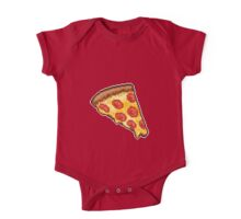 Pixel Pizza One Piece - Short Sleeve