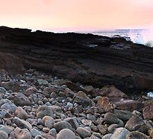 Crowdy Rocks Panorama by Jason Allan