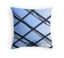 Greenwich skylight Throw Pillow