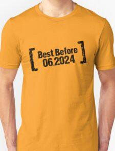 Best Before 2024 T-Shirt