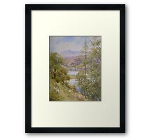 Tarn Hows, Cumbria, UK Framed Print