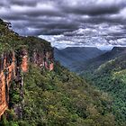 Fitzroy Falls by Leigh Monk