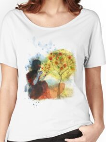 a whisper for mother nature Women's Relaxed Fit T-Shirt
