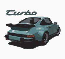 porsche, 911, turbo One Piece - Long Sleeve